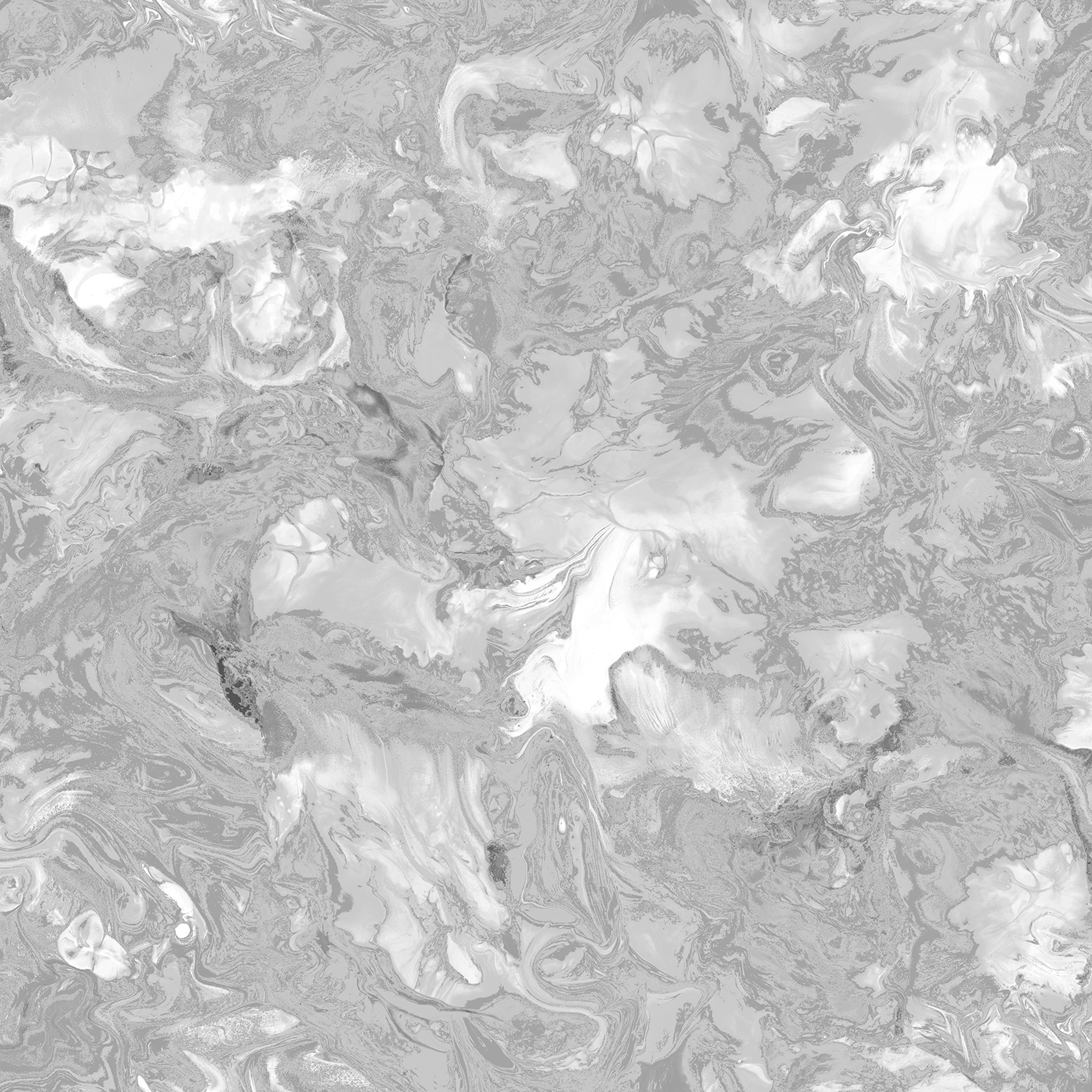 Debona Liquid Marble Silver 6355 Wallpaper Central