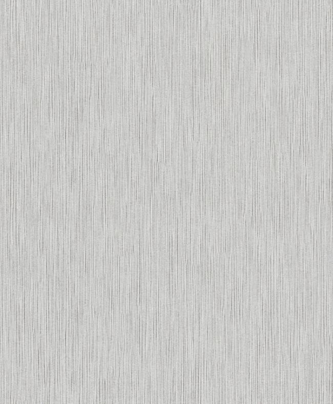 Erismann White Grey Silver Lines Stripes Textured Wallpaper 6991-31